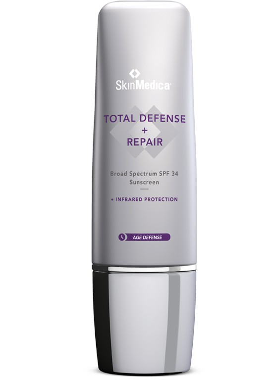 SkinMedica Total Defense + Repair SPF 34 - 2.3oz.