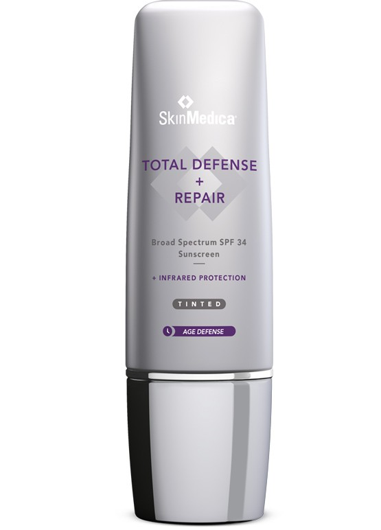 SkinMedica Total Defense + Repair SPF 34 - Tinted 2.3oz.