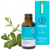Select Hemp Peppermint Drops